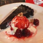 Jamies Italian festive choc tart 1