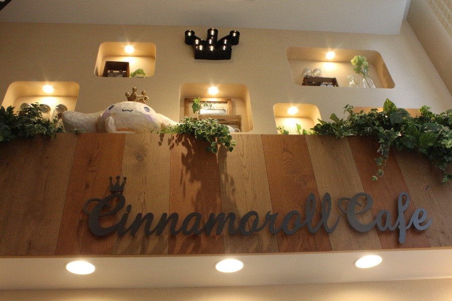Visiting Cinnamoroll Cafe in Shinjuku