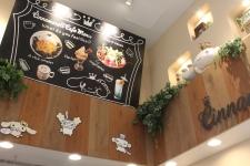 Cinnammoroll Cafe restaurant 1