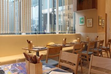 Cinnammoroll Cafe restaurant 2