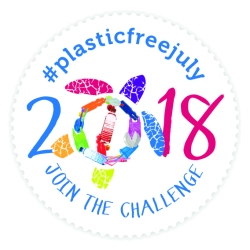 #Plasticfreejuly2018-join-the-challenge stamp hi res