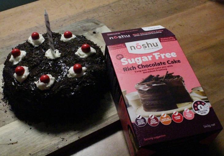 portal noshu cake mix